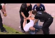 Před policií se prostě neutíká....