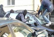 Nekompromisní policejní zásah PČR