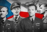 75 let od začátku Bitvy o Británii, 75 let od vzniku většiny československých perutí v RAF