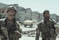 Americký sniper - nejlepší bojové scény filmu !!