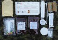 Průvodce vojenskými potravinovými dávkami - co jedí vojáci v boji ?!