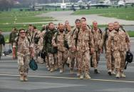 Poučné setkání rodinných příslušníků vojáků, kteří se budou vracet ze zahraničních operací