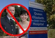Britský voják byl vykázán z britské nemocnice, aby prý neprovokoval lidi ostatních kultur