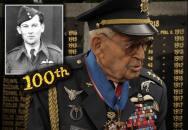 100-letý válečný veterán - pilot, plukovník ve výslužbě Imrich Gablech