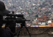 Policejní odstřelovač - povolání, kde rozhodujete o lidském životě.