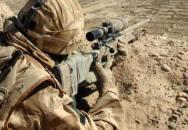 Odstřelovač dokázal eliminovat nepřítele střelou zakřivenou o celých 17 metrů