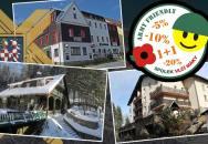 Army Friendly v Železné Rudě: Všichni si mohou pořídit rodinnou dovolenou o 20 % levněji!