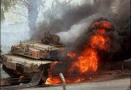 Ruské protitankové drony - likvidace tanků pomocí ,,vychytaných aplikací
