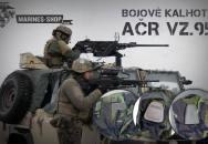 Bojové kalhoty AČR vz.95 od MARINES-SHOP - špičková výstroj do bojových podmínek