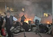 V Bruselu dnes došlo k několika výbuchům