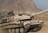 Německý tank Leopard II