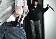 Terorista přeci nebude kupovat pistoli legálně. Naši politici odsoudili evropskou směrnici