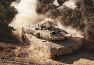 Nová švédská hi-endová kamufláž nejen pro tank Leopard II