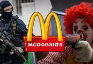 Ten pocit, když přepadnete McDonald's, kde obědvá francouzské protiteroristické komando GIGN