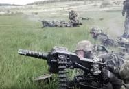 Naši borci na střelbách z AGS