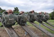 Příslušníci 601.skss radí, jak správně cvičit na výběrové řízení