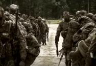 Velmi povedené video z výcviku 1. výsadkové roty 43. vpr