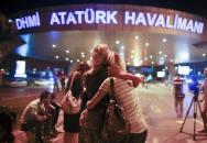 Atentát v Istanbulu - nejkrvavější útok na letiště. No, vypadá to, že válka už zase klepe na dveře. Už potřetí.....