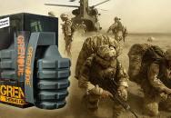 Grenade Thermo Detonator - supersilný stimulátor, který vznikl na základě požadavku britských Royal Marines