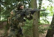 Bojové tričko od české firmy Combat Shield - Combat Shirt G3 5fb. Flecktarn
