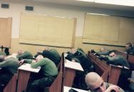 Kurz základní přípravy AZ AČR - Den 3: únava se začíná projevovat