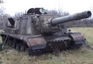 Vzkříšení ruského druhoválečného obra ISU-152