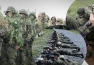 Kurz základní přípravy AZ AČR - Den 9-10: ostré střelby, přežití a topografie