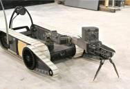 Netopýří křídla pro roboty