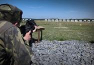 Kurz základní přípravy AZ AČR - Den 19: Pořadovka, střelby, pořadovka
