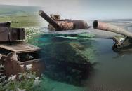Prohlédněte si, kde všude odpočívají pancéřoví válečníci