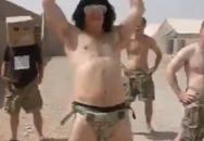 Jak se baví vojáci v Afghánistánu
