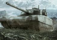 T-14 Armata: Nová tanková budoucnost ruské armády