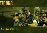Legendární hra Vietcong ve skutečném životě? Hodně povedený projekt party kamarádů