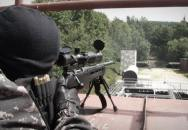 Výcvik elitních odstřelovačů URNA