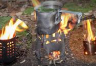 Vařiče spalující dřevo – Dřívkáče