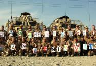 Vánoce a naši vojáci na zahraničních misích