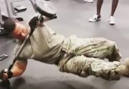 Extrémní fitness tréning, který by dal jen málokdo