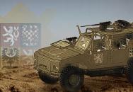 AČR objednala u firmy SVOZ čtyři vozidla pro naši speciální jednotku 601. skss