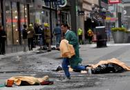 Teroristický útok ve Švédsku - vikingové sražení na kolena...