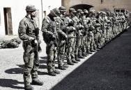 Minulý týden proběhlo výběrko do elitní jednotky 4. brigády rychlého nasazení