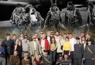 Tvůrci nejlepšího našeho filmu o čs. letcích v RAF se setkali téměř po půl století