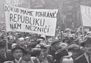 Dokument o Československé armádě z dob První republiky (1918-1938) - Mobilisace
