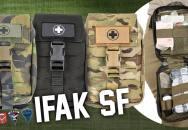Sumka na zdravotnické vybavení s odhozem IFAK SF