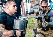 Tenhle trénink borce ze SWAT by dal málokdo