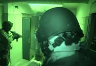 Cvičný zásah URNY a zásahových jednotek proti teroristům v Praze