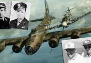 Německý pilot zachránil za války poškozený americký bombardér