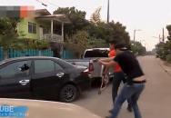 Thajská policie se s tím moc nemaže