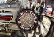 Funkce 9. strážní roty na letecké základně Bagrám