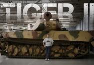 Těžký tank PzKpfw VI Ausf. B Tiger II (SdKfz 182)