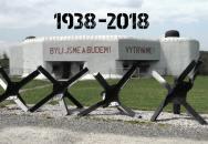 ČS pohraniční opevnění 1938-2018